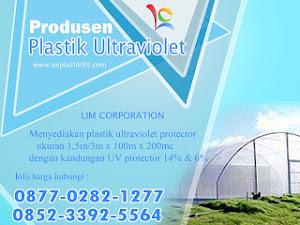Manfaat Plastik UV Sebagai Atap Greenhouse