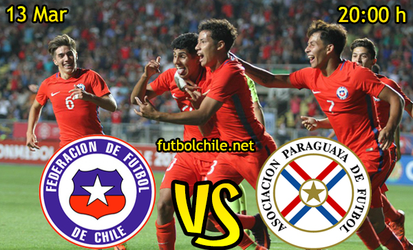 Ver stream hd youtube facebook movil android ios iphone table ipad windows mac linux resultado en vivo, online: Chile vs Paraguay