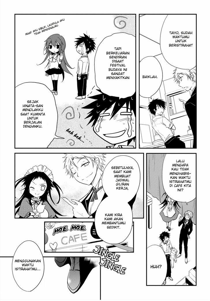 Dilarang COPAS - situs resmi www.mangacanblog.com - Komik seishun for get 010 - chapter 10 11 Indonesia seishun for get 010 - chapter 10 Terbaru 7|Baca Manga Komik Indonesia|Mangacan