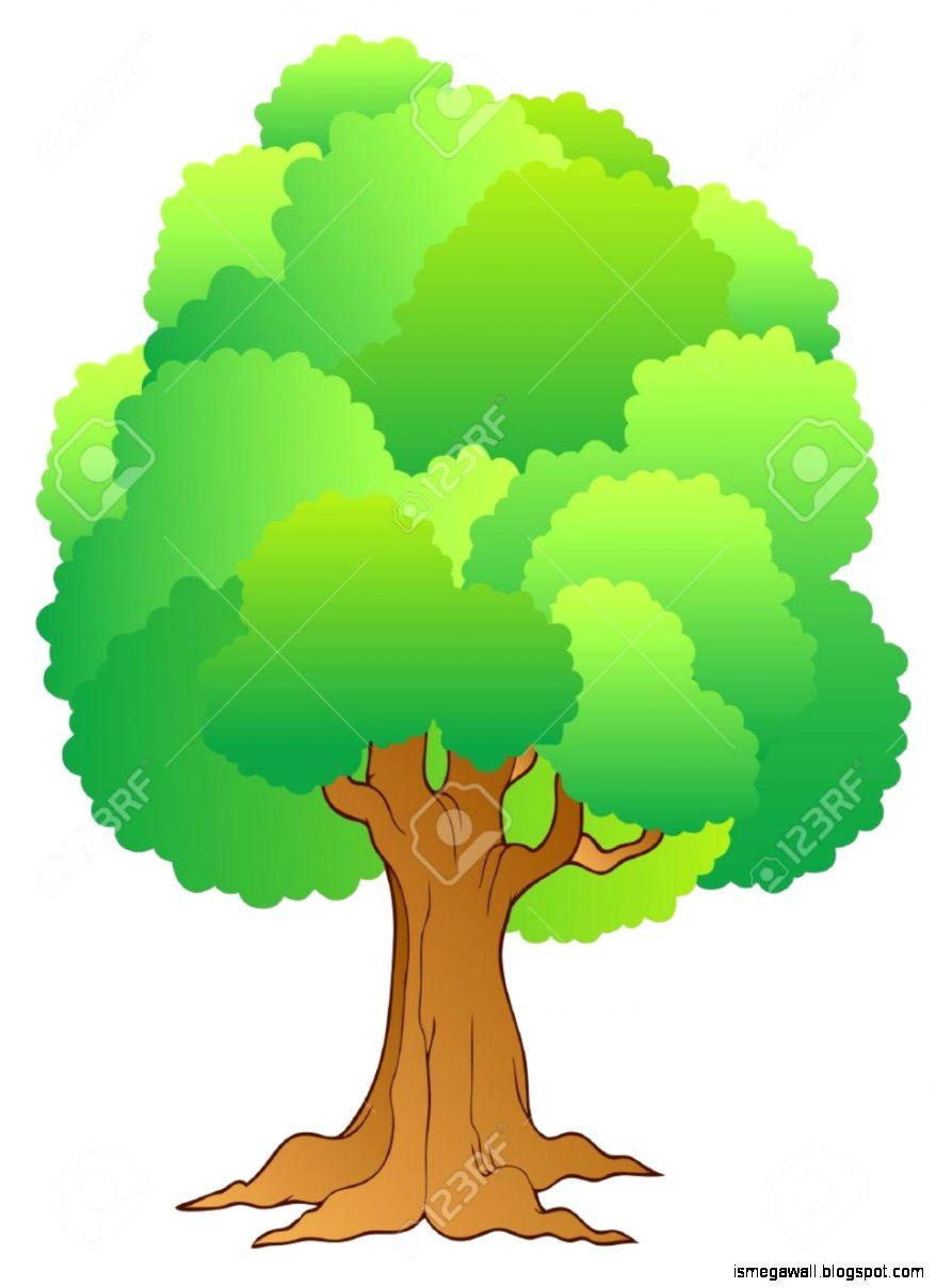29+ Big Tree Cartoon  Pics