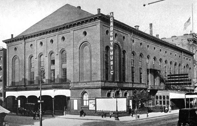 the gilded age era the metropolitan opera house