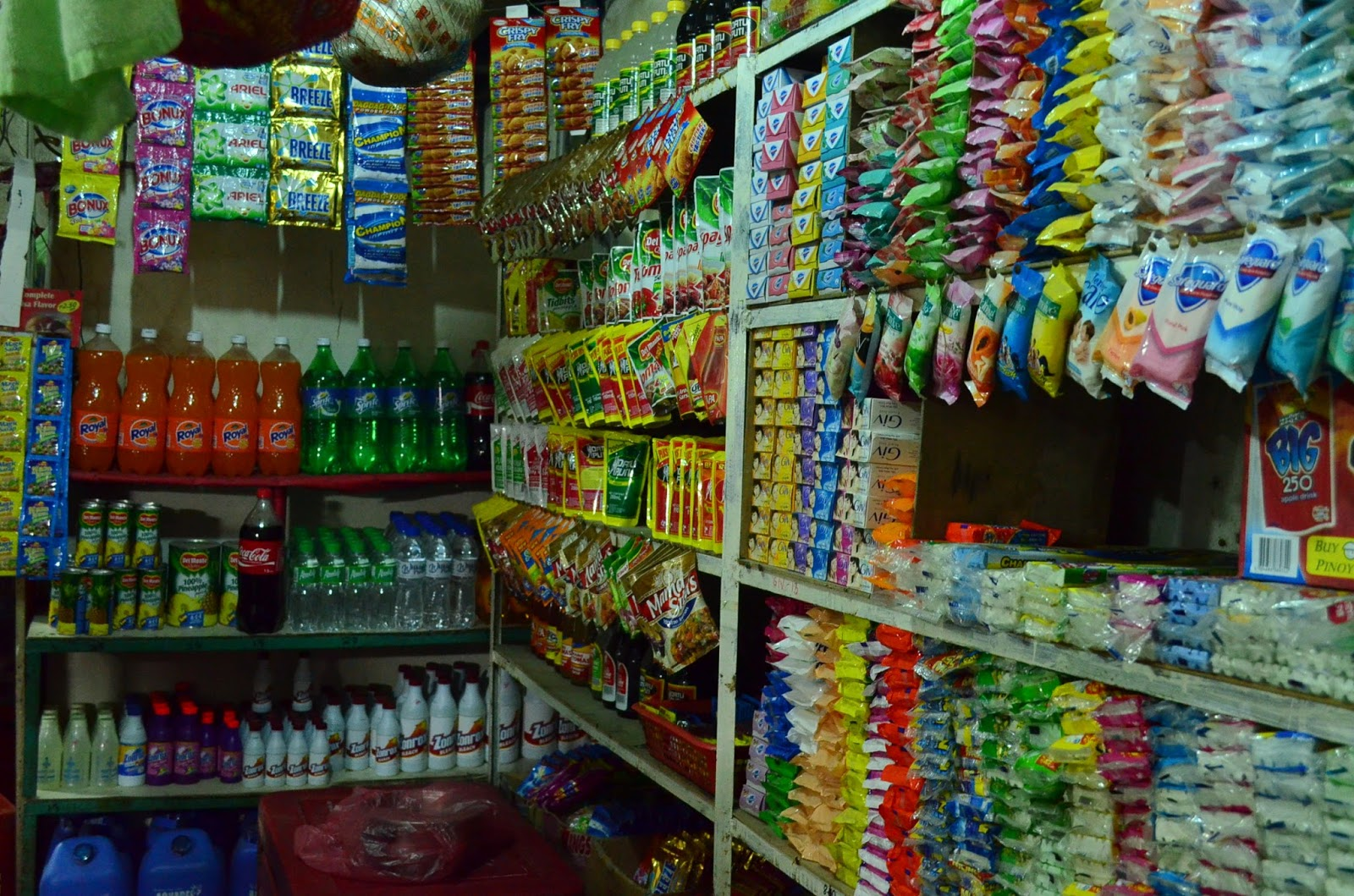small grocery store business plan philippines