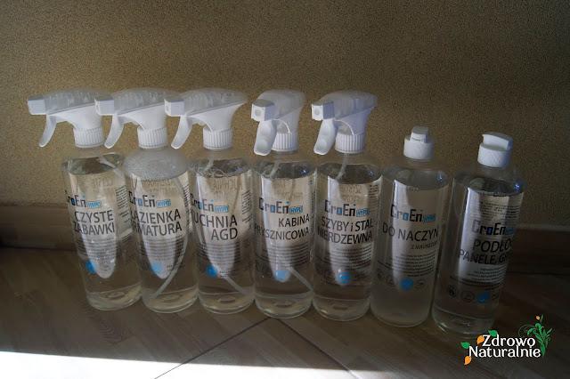 Croen Hypo - Zdrowe, naturalne i hipoalergiczne produkty, dzięki którym zadbasz o czystość w domu