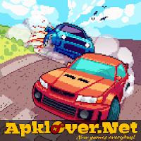Pixel Drifters: Nitro MOD APK unlimited money