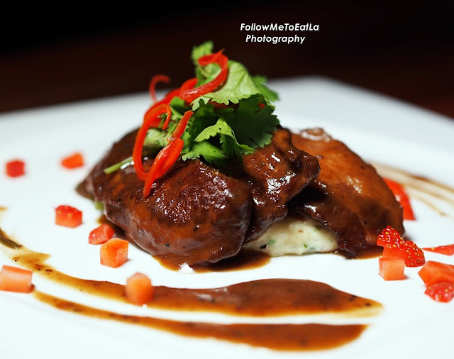 Braised Pork Cheeks  RM 35.90