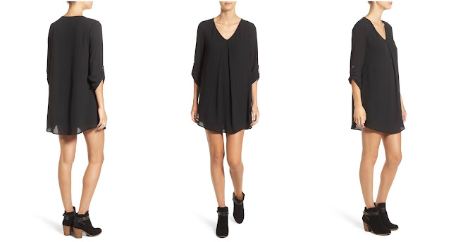 Lush Karly Shift Dress $32 (reg $48)