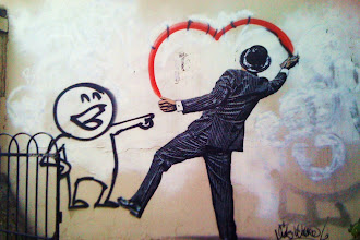 Sunday Street Art : Nick Walker et Prost - rue Amelot - Paris 11