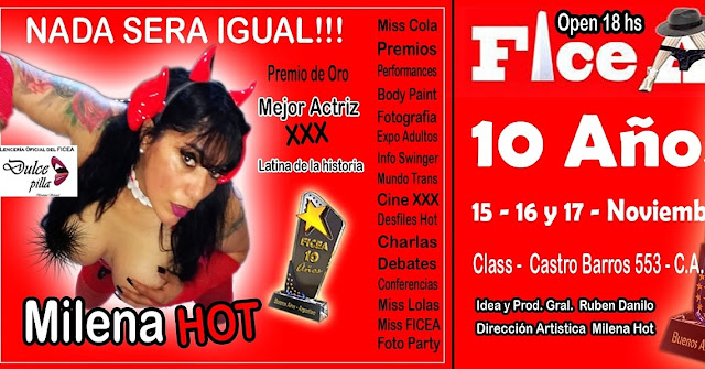 Resultado de imagen de Milena Hot y Ruben Danilo
