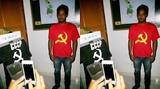 Sok Jago Nonton Balap Liar Pake Kaos PKI, Pemuda ini di tangkap Kodim - Naon Wae News