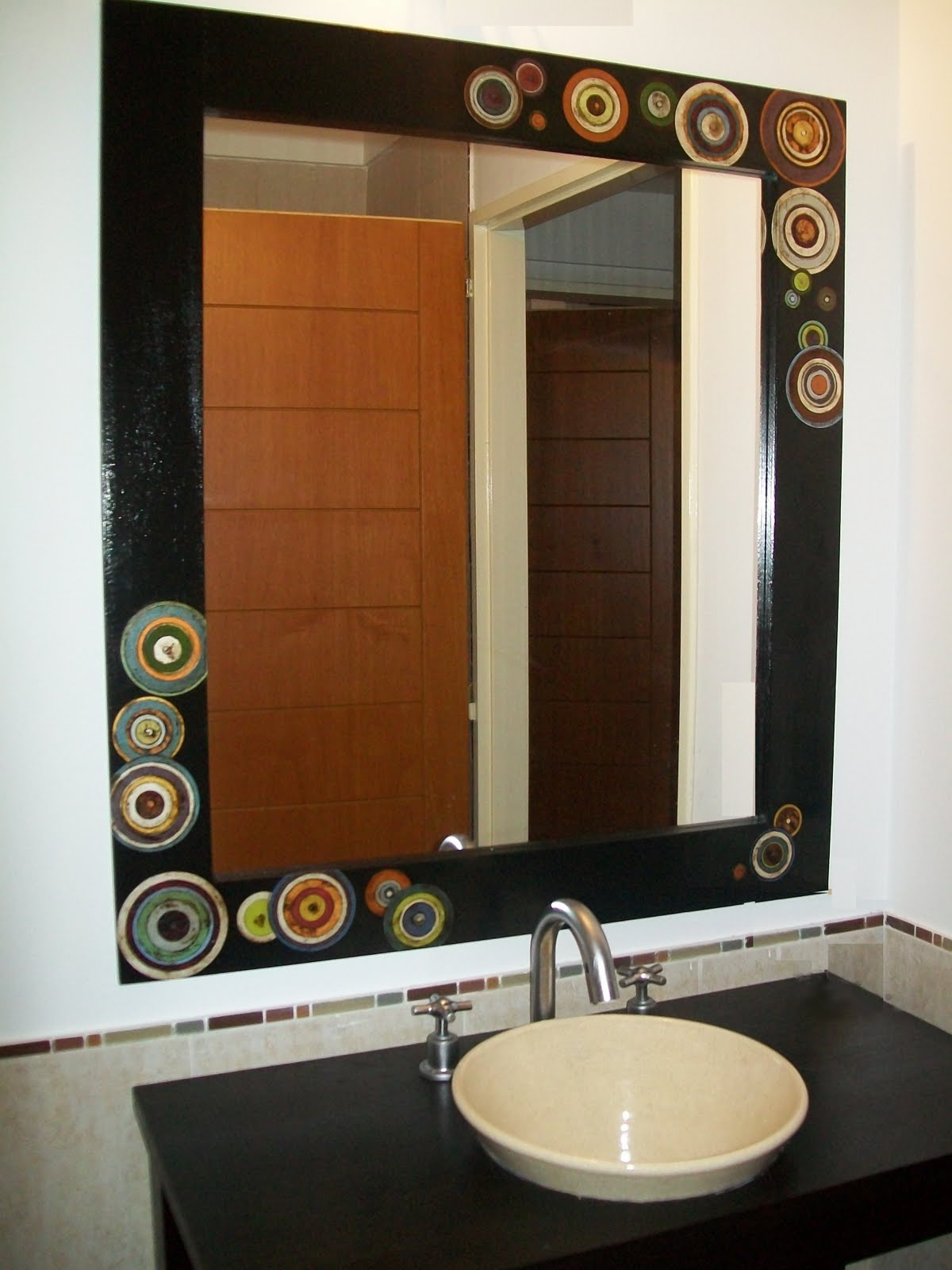 Espejos liaro espejos para ba os - Espejos redondos para banos ...