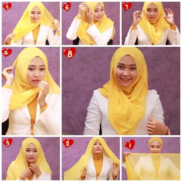 ... Bagi muslimah yang berkarir tidak perlu lagi untuk mengenakan hijab