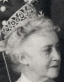 Diamond Kokoshnik Tiara Grand Duchess Hilda of Baden
