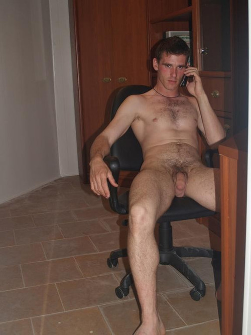 Caught Naked Men 47