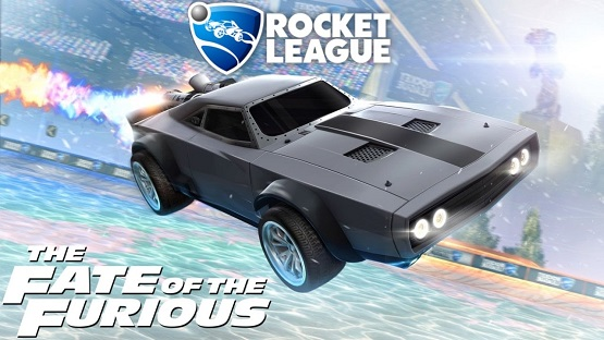 Rocket League: The Fate of the Furious Free Download Pc Game