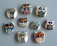 Amuletos y Talismanes: Búhos