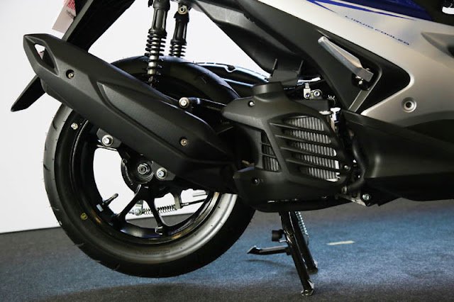 Kelebihan dan Kekurangan Motor Matic Yamaha Aerox 155 VVA