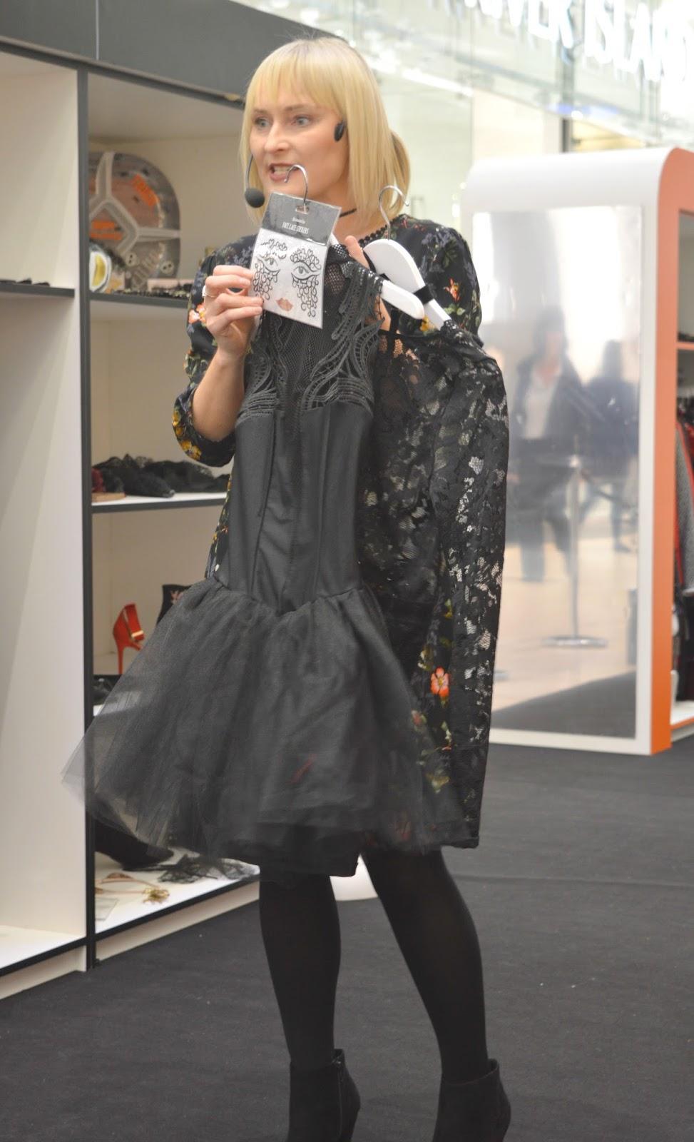 The Fashion Spooktacular Intu Eldon Square  - Halloween Style