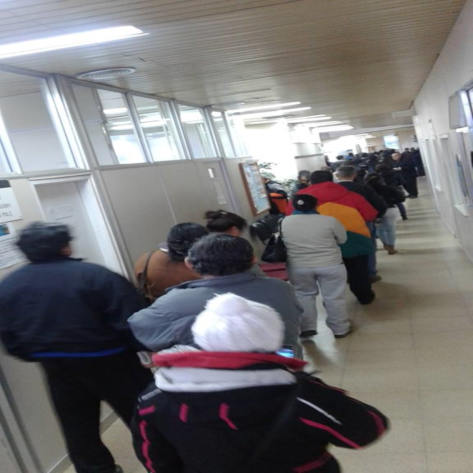 Hospital entregan mas de 300 turnos diarios