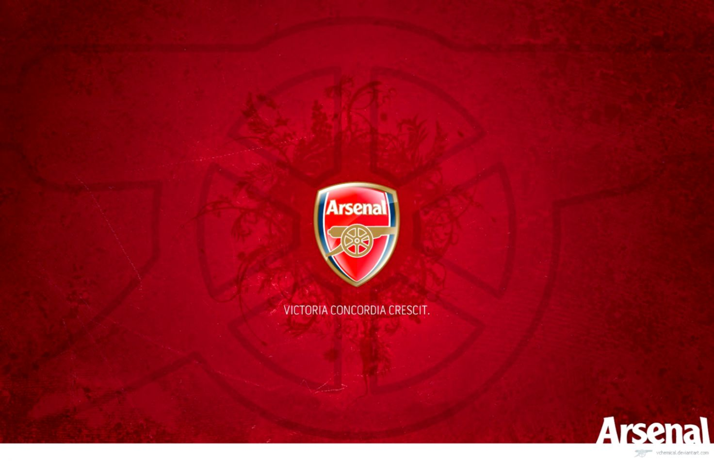 Arsenal Logo Wallpaper Pc One Wallpapers