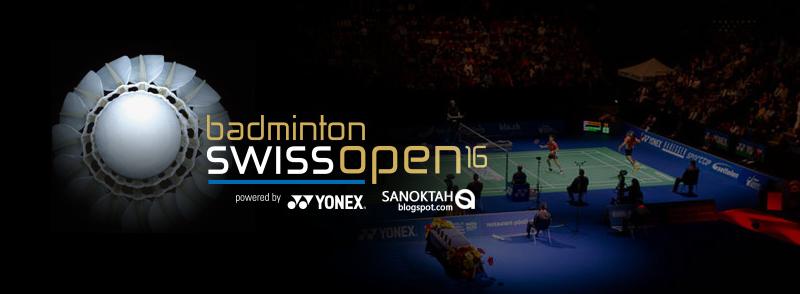 Badminton Terbuka Switzerland 2016