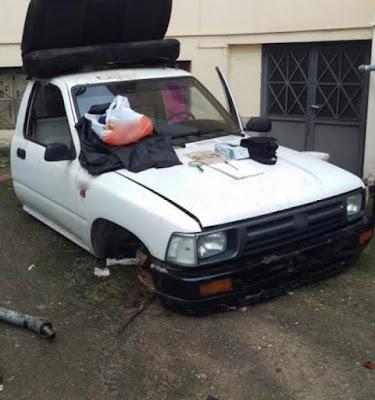 Ημαθια: Εξακριβώθηκε δράση σπείρας που δραστηριοποιούνταν στις κλοπές φορτηγών οχημάτων.Σχηματίστηκε δικογραφία σε βάρος 5 ημεδαπών.