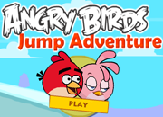 Angry Birds Jump Adventure