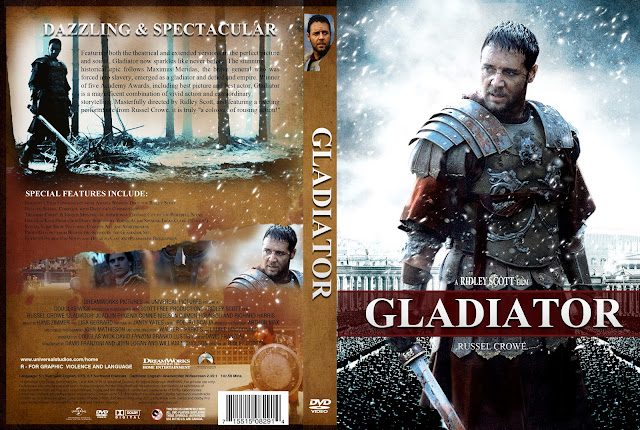Gladiator DVD Cover
