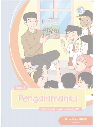 Buku Kurikulum 2013 Revisi 2017 SD-MI Kelas 1, 2, 4, 5 Semester 2 PDF