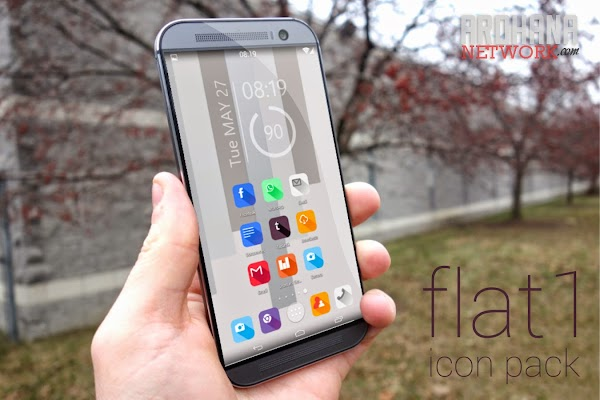 Lollipop Theme Icon Pack v4 apk