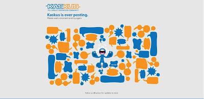 Kaskus Pernah Diserang DDoS Oleh YogyaFree