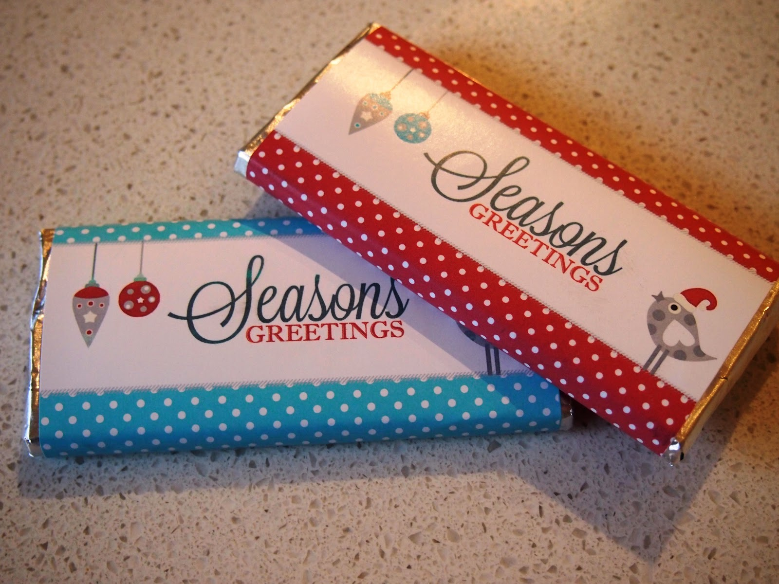 photograph about Free Printable Christmas Candy Bar Wrappers identified as No cost Printable Xmas Chocolate Bar Wrappers Utterly