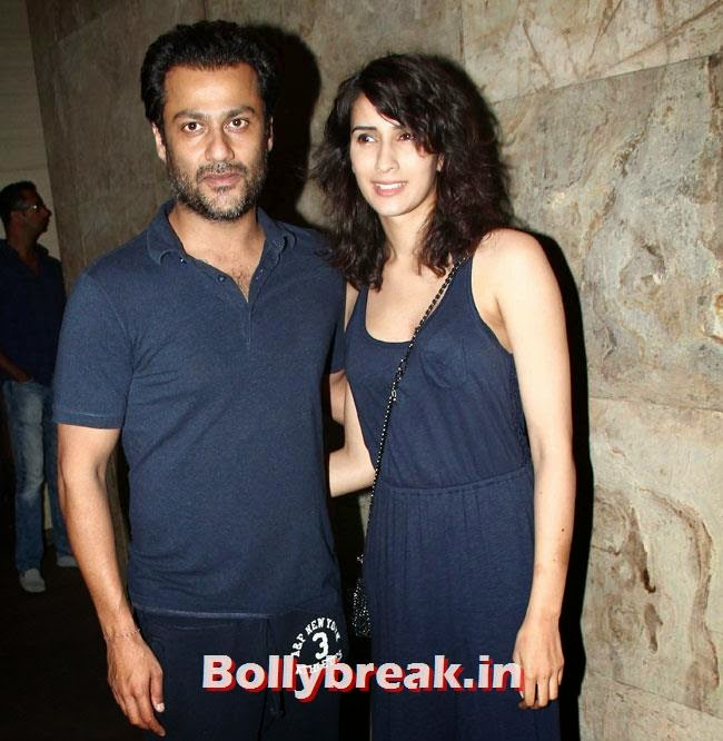 Abhishek Kapoor, Jacqueline Fernandez, Suzanne Roshan at Special Screening of X Men Days of Future Past
