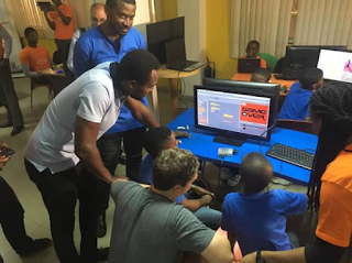 Photos From The Visitation of Mark ZuckerBerg to Lagos Nigeria [CcHub] price in nigeria