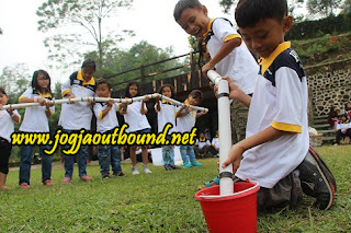 Outbound anak jogja