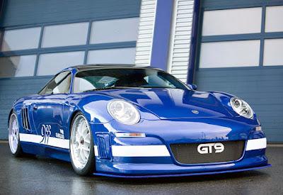 Porsche GT9 - 254mph