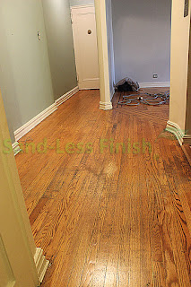 Wood Floor Refinishing, NYC