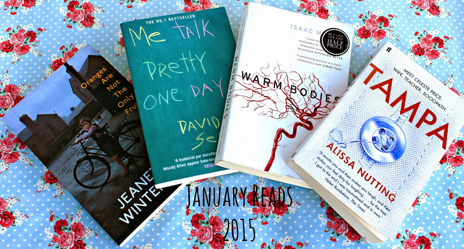 January Reads 2015