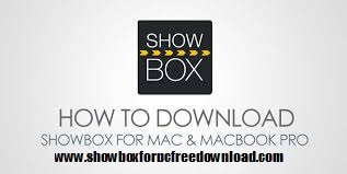 install showbox on macbook air