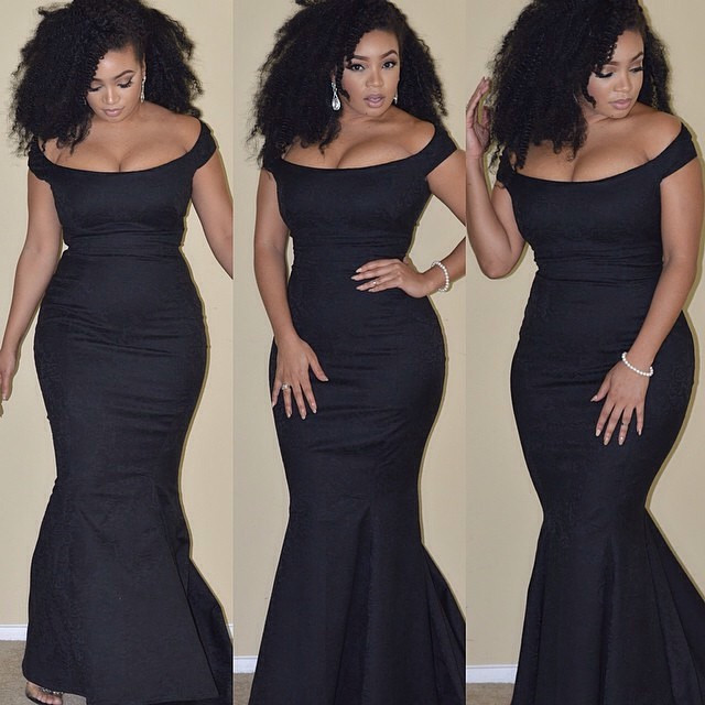abiti cerimonia taglie forti outfit donne curvy cosa fashion blogger italiane mariafelicia magno fashion blogger colorblock by felym curvy prom dresses shopping on line 27dresses