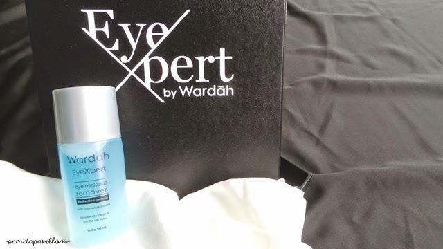Wardah EyeXpert Mascara, Eyeliner & Remover Review