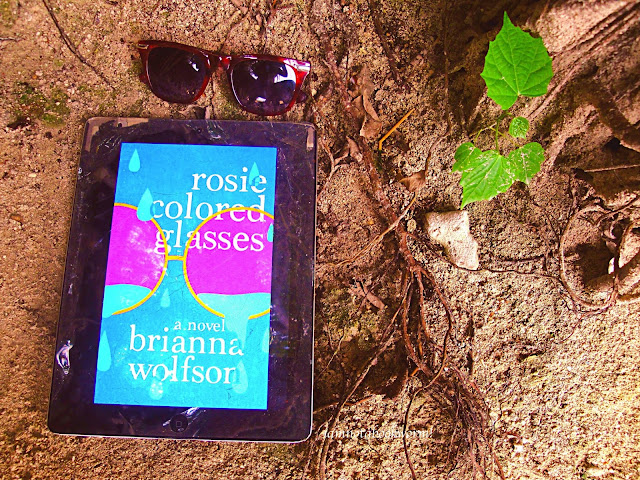 Rosie Colored Glasses by Brianna Wolfson | ARC | A Book Review by iamnotabookworm!
