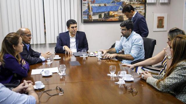 PSDB se reúne com Helder