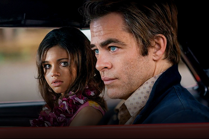 Chris Pine e India Eisley
