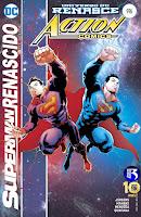 DC Renascimento: Action Comics #976