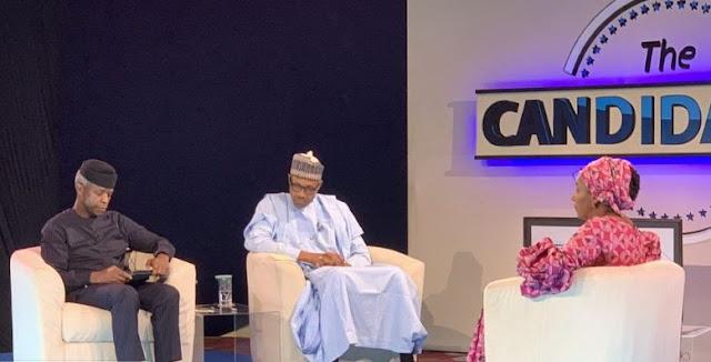 NTA live interview: How Buhari again confirms Aisha's fears – Gov. Ortom