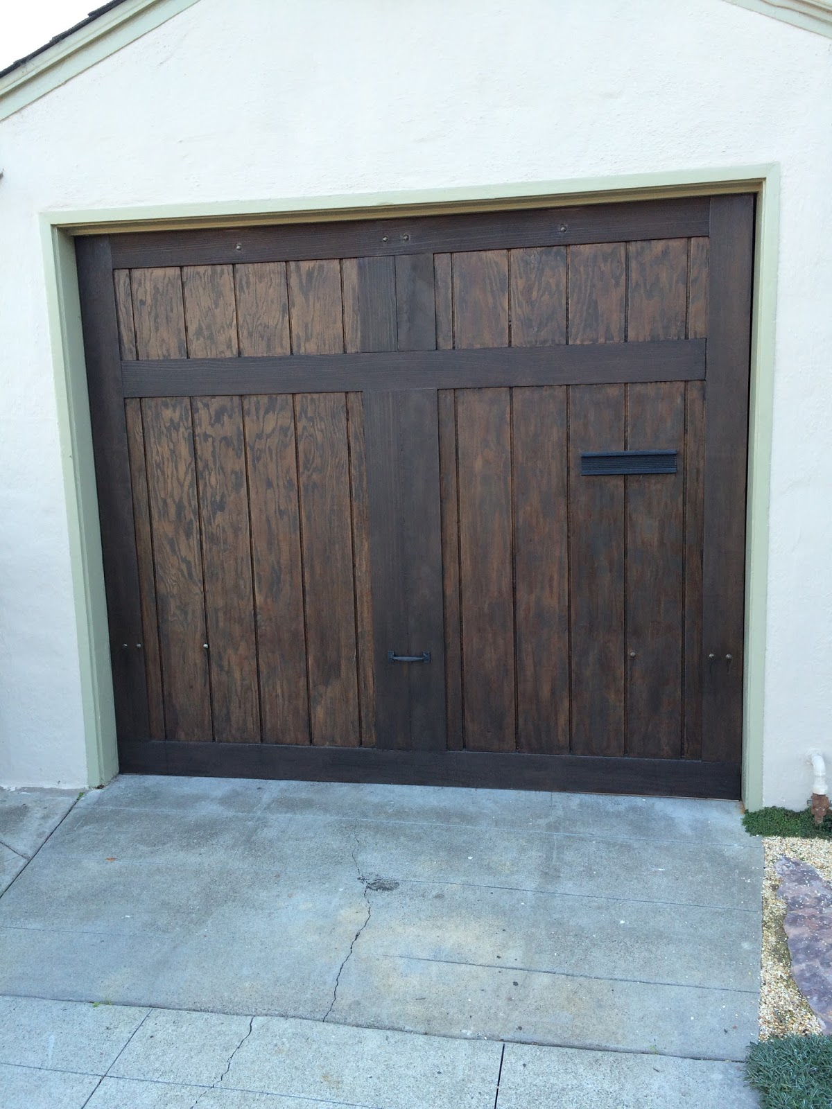 1600 #467885 Stand Out Construction: Custom Garage Door In North & East Richmond picture/photo Garage Doors Custom 36691200
