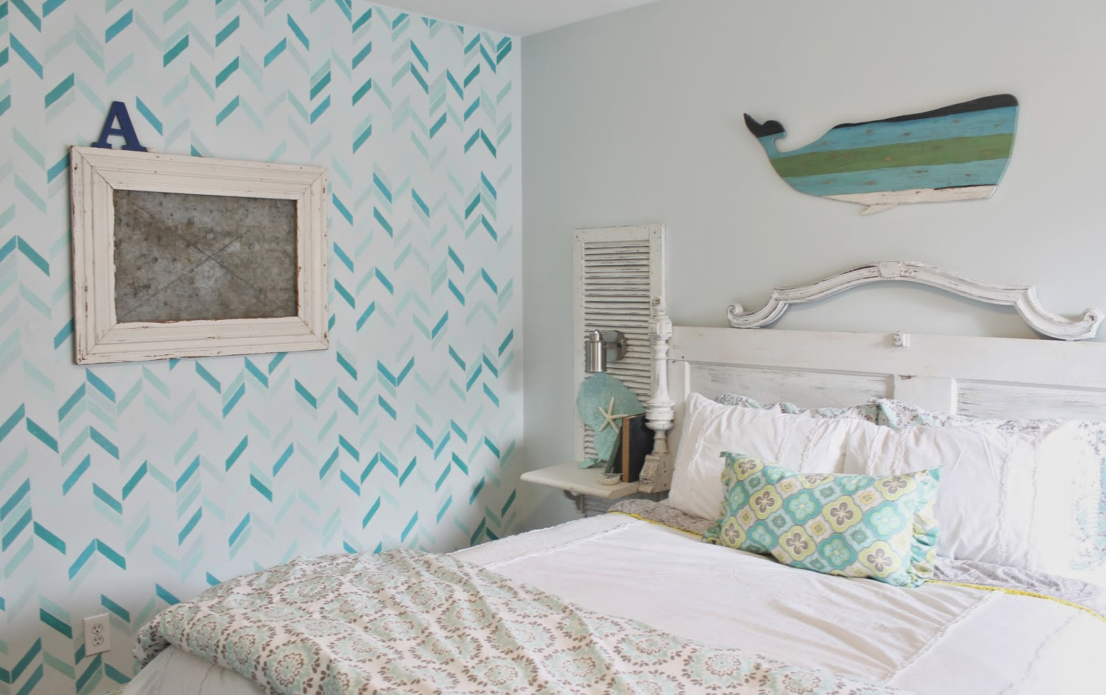 Do It Yourself Home Design: The Ragged Wren : Shabby-Beach Bedroom