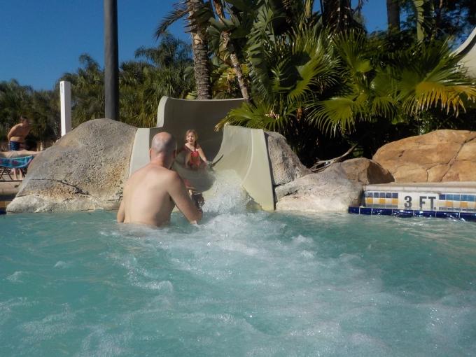 Regal Palms, vesipuisto ja majoitus lapsiperheille Orlando