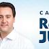 Roberto da Global e Ratinho Junior: Parabéns Nova Londrina