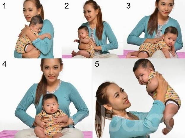 Mensendawakan Bayi Ketika Selesai Menyusui? Ini Cara yang ...